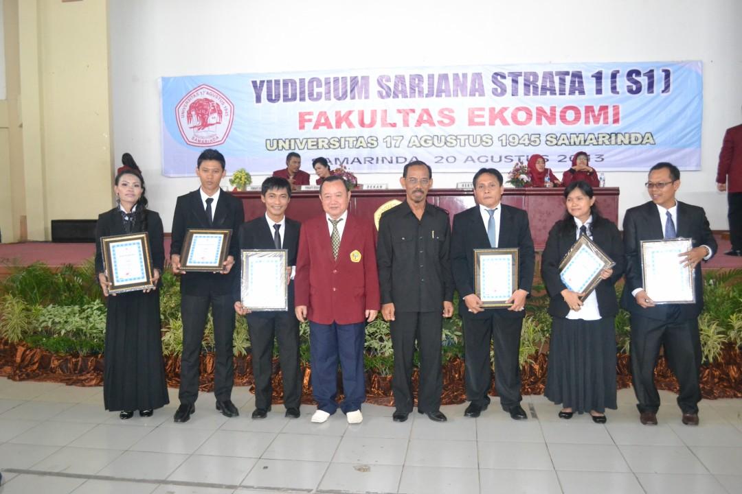 Lulusan Terbaik Ekonomi 2013