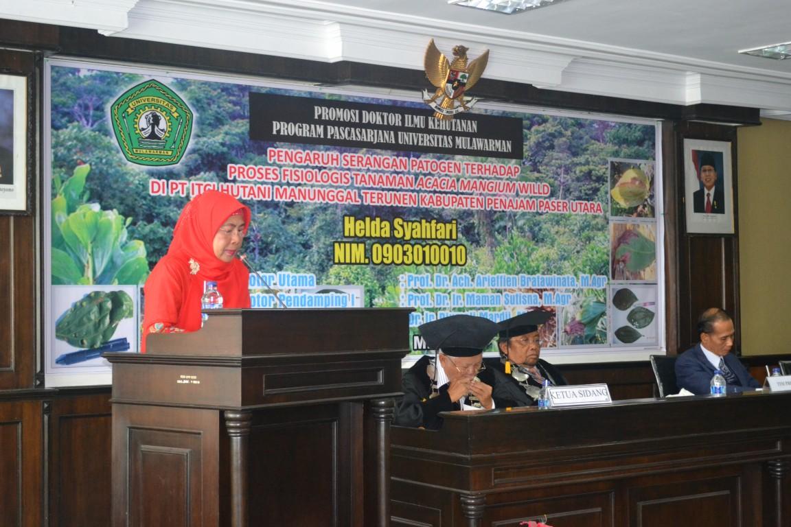 Dr. Ir. Hj. Helda Syahfari, M.P.