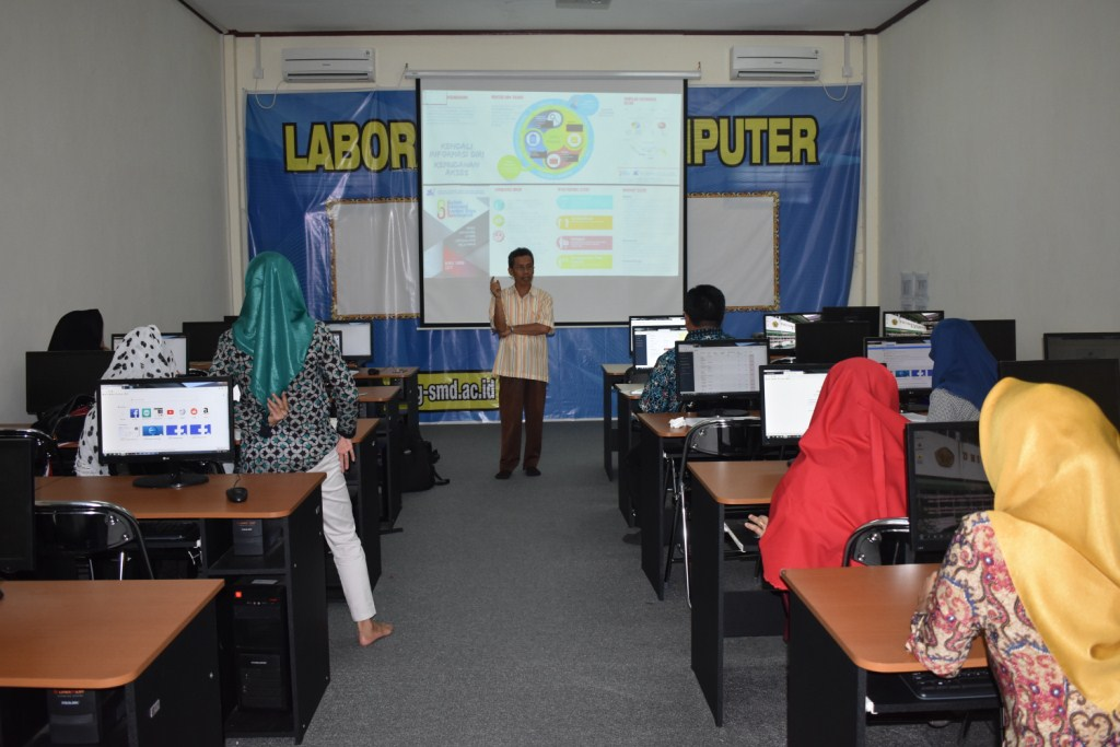 Sosialisasi dan Pelatihan SISTER 2019