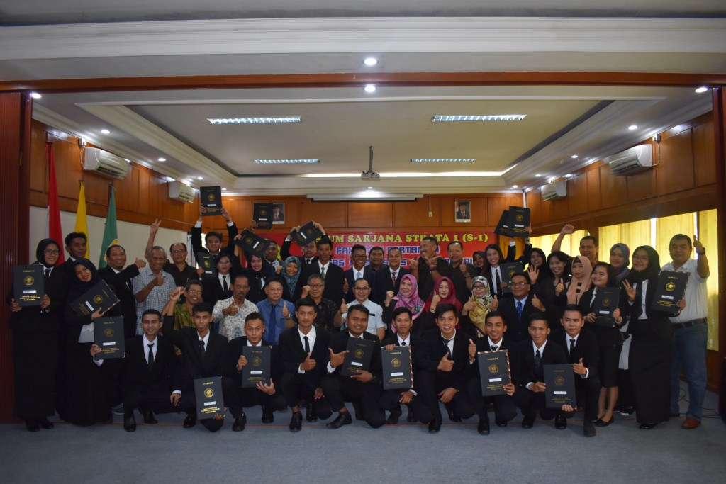 Yudisium Fakultas Pertanian 2018_1
