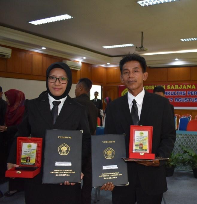 Yudisium Fakultas Pertanian 2018_2