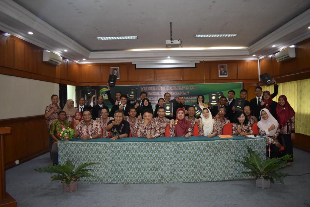 Yudisium Fakultas Pertanian