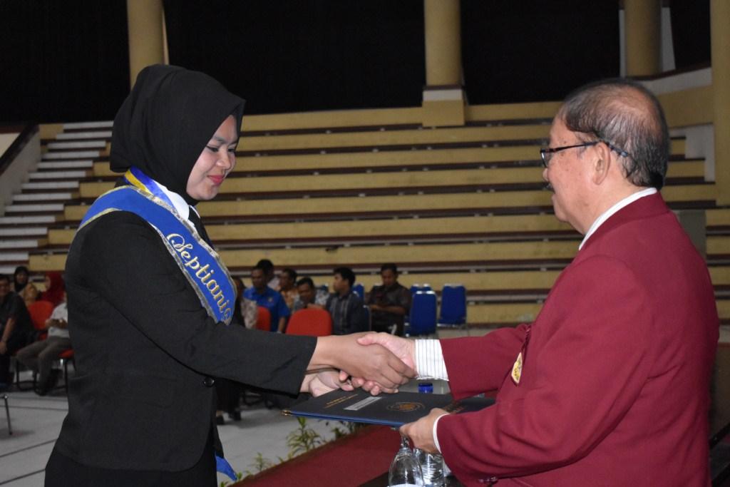 Yudisium Fakultas Teknik 2019