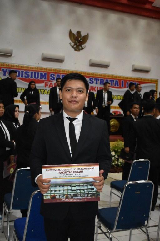 Yudisium Fakultas HUkum 2019