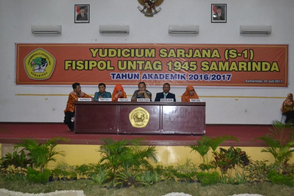 yudisium fakultas isipol 2017