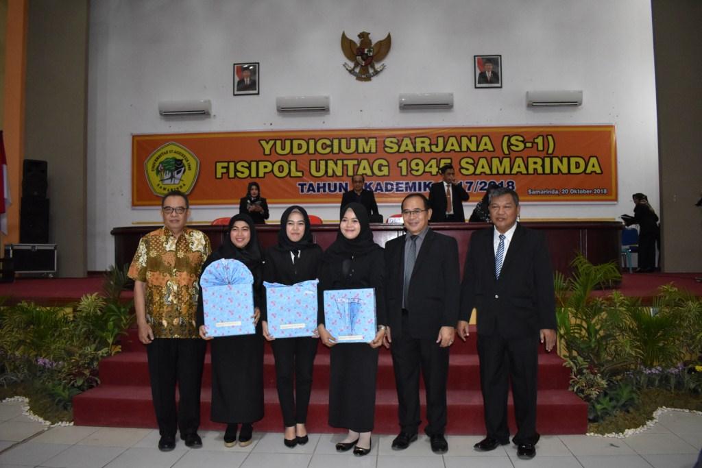 Yudisium Fakultas Isipol 2018_1