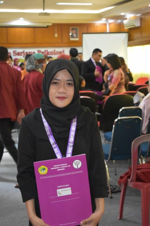 Yudisium Fakultas Psikologi 2018_2