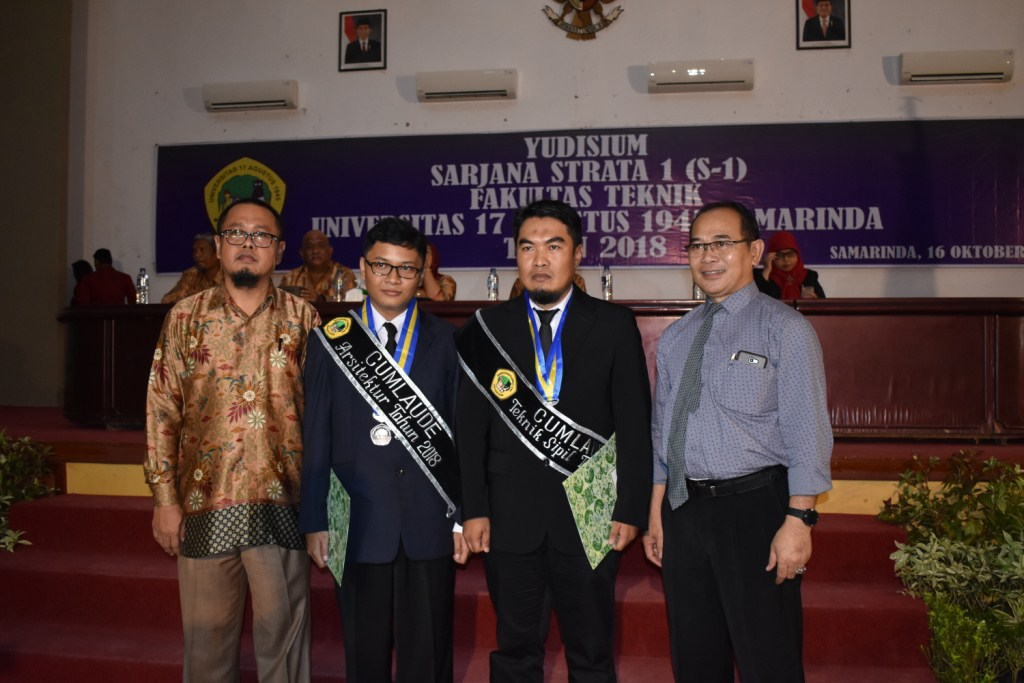 Yudisium Fakultas Teknik 2018