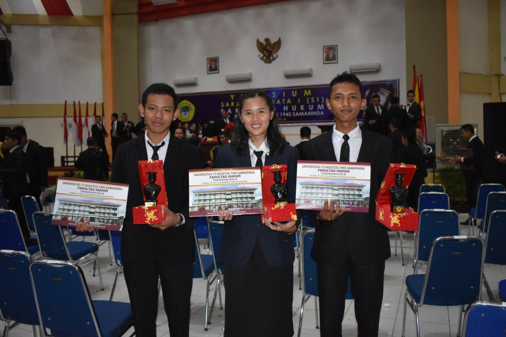 Yudisium Fakultas Hukum 2018_2